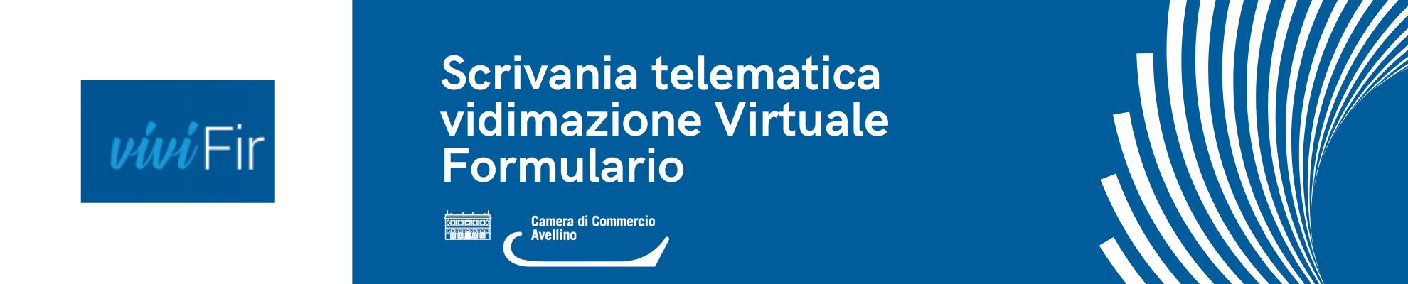 Vivi.fir - Scrivania telematica vidimazione Virtuale Formulario -