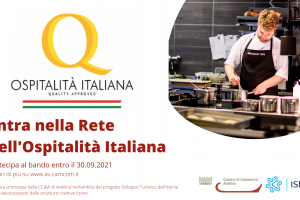 Bando Ospitalità Italiana